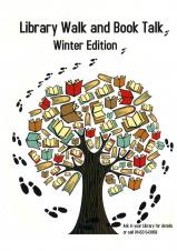 Library Walk and Book Talk (Winter Edition)