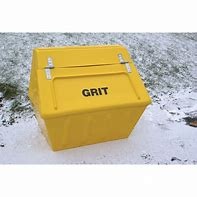 New Grit Bins