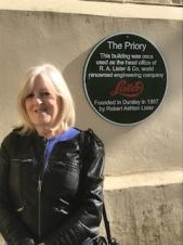 Listers Plaque Unveiling Event