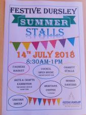 Festive Dursley Summer Stalls