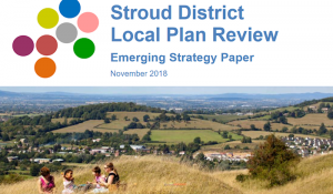 Stroud District Local Plan Review: Emerging Strategy Public Consultation