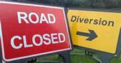 Road Closures: Our new page for planned road closures