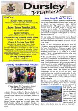 Dursley Matters Spring 2019 Edition