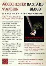 Woodchester Mansion -  A Tale of Tainted Monarchs