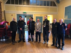 A Visit to Dursley by Pedersen Bike Enthusiasts