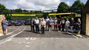 Official Opening of Long Street Car Park