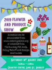 2019 Flower and Produce Show