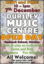 Dursley Music Centre Open Day