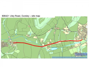 Uley Road - Upcoming Road Works