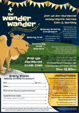 The Wonder Wander - Nativity Drawing Competition