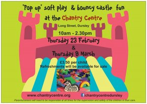 Pop Up' soft play session