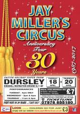 Jay Miller's Circus - 30th Anniversary Tour