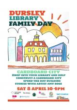 Dursley Library Fun Day