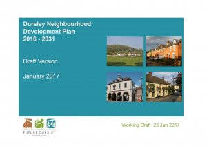 Future Dursley Neighbourhood Development Plan - Have your say