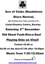 Ace of Clubs (Roadshow) - Disco Revival