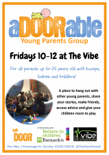 Update from The Vibe Youth Centre
